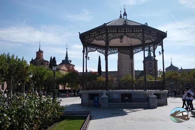 Plaza Cervantes - Alcalá de Henares