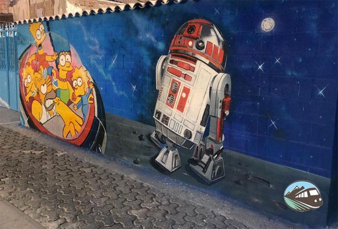 Murales de Escalona