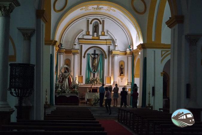 Iglesia de Santa Cruz – Puebla de Guzmán