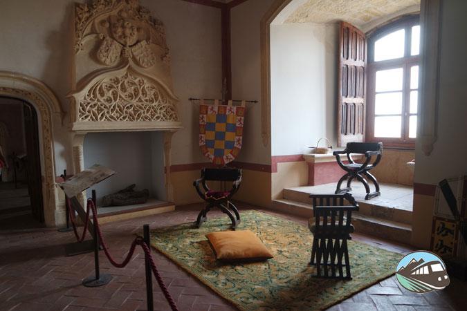 Estancias del Castillo de Belmonte