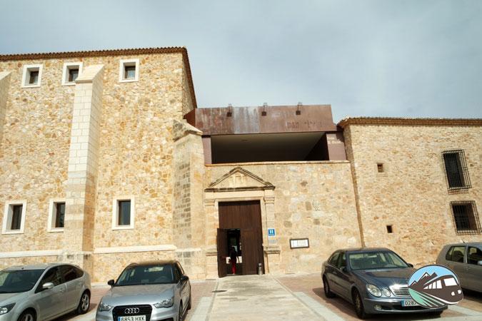 Alcázar de don Juan Manuel - Belmonte
