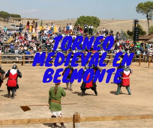 Torneo medieval Belmonte