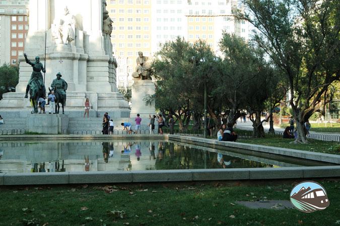 Plaza de España – Madrid