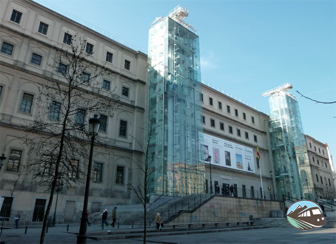 Museo Reina Sofía – Madrid