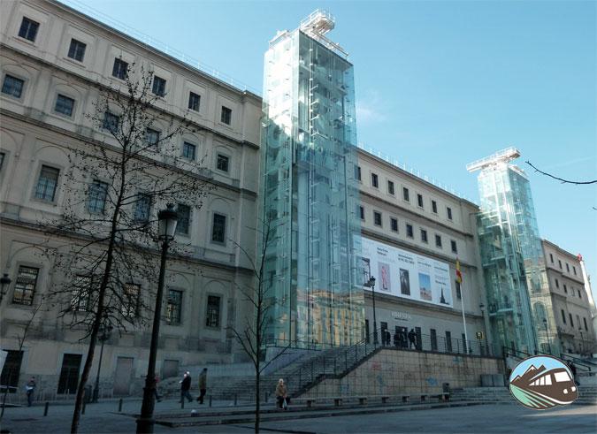 Museo Reina Sofía - Madrid