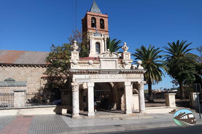 Basílica de Santa Eulalia – Mérida