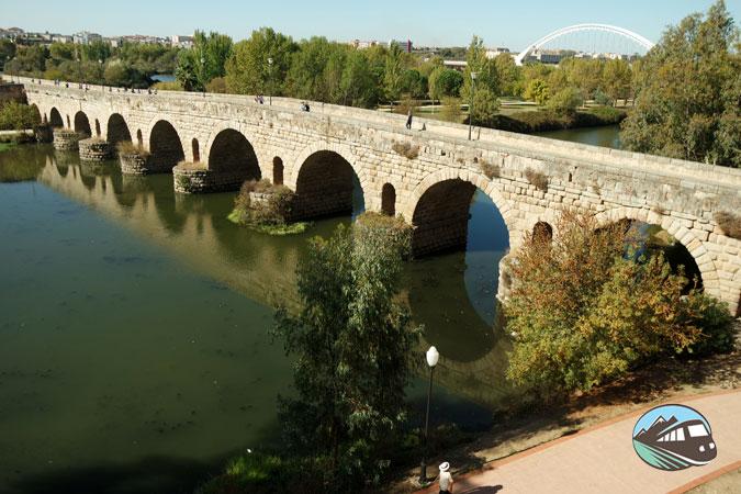 Puente romano - Mérida