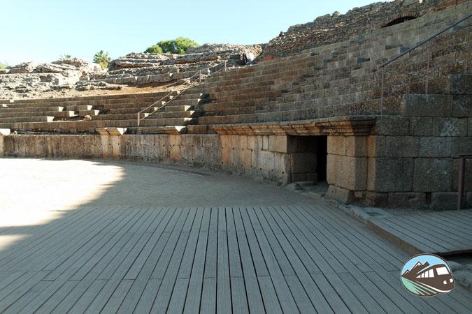 Anfiteatro romano - Mérida