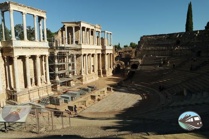 Teatro romano – Mérida