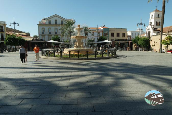Plaza de España - Mérida