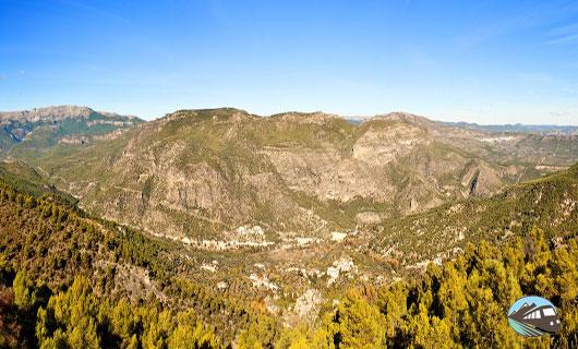 Mirador Monte Ardal