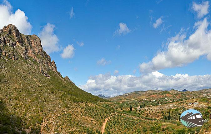 Mirador de Villares - Sierra del Segura