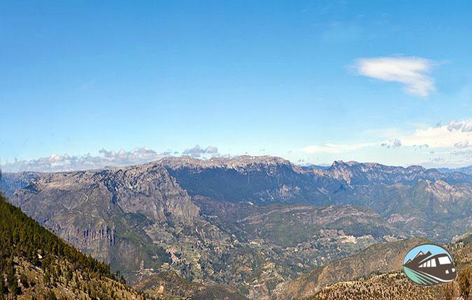 Mirador Monte Ardal – Sierra del Segura