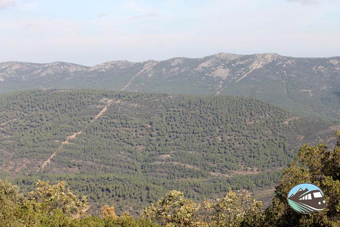 Cima del Abulagoso - Valle del Alcudia