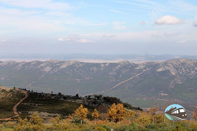 Cima del Abulagoso – Valle del Alcudia