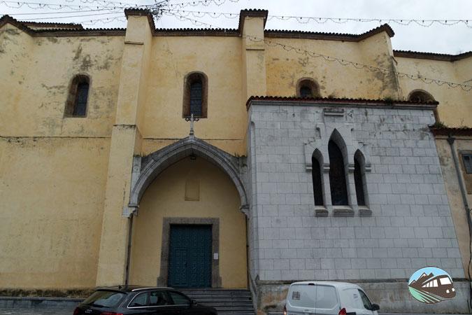 Iglesia Cudillero