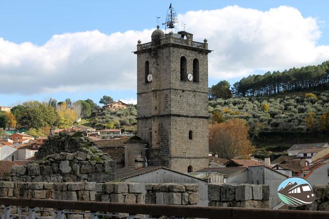 Iglesia de Nuestra Señora de la Asunción - Arenas de San Pedro