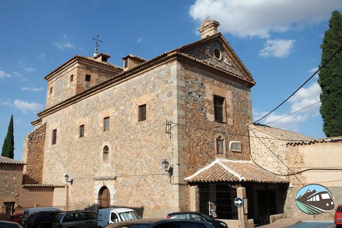 Iglesia Santa María La Mayor - Consuegra