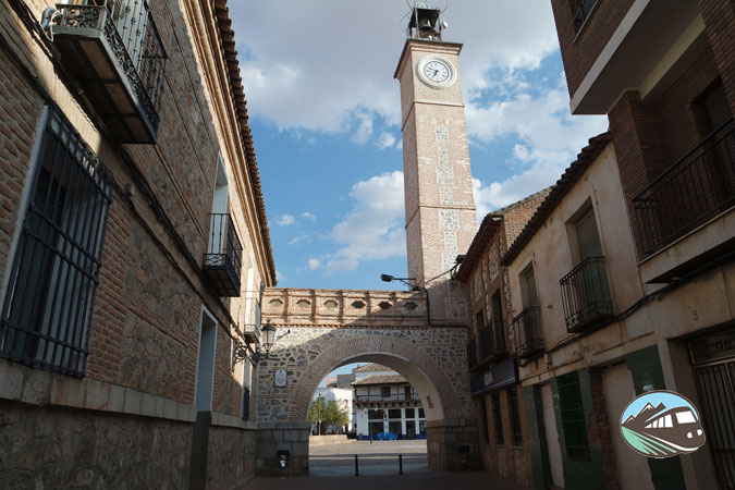 Torre del Reloj - Consuegra