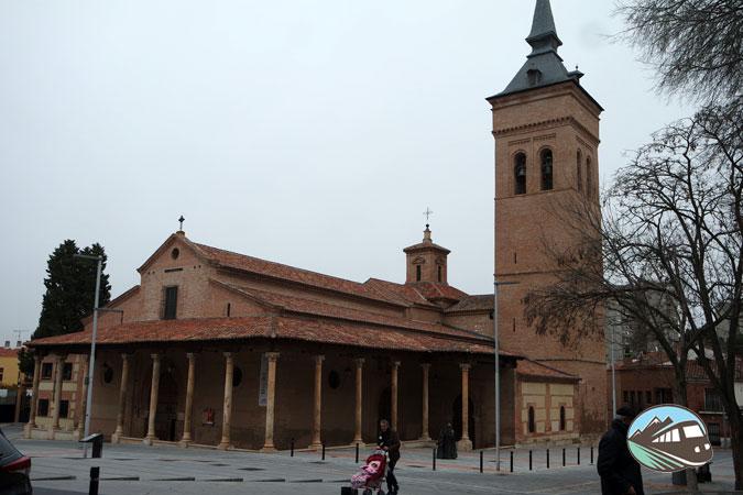Concatedral de Santa María - Guadalajara