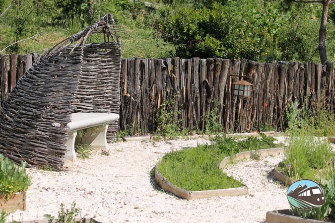 Huerto y jardín renacentista - Manzanares El Real