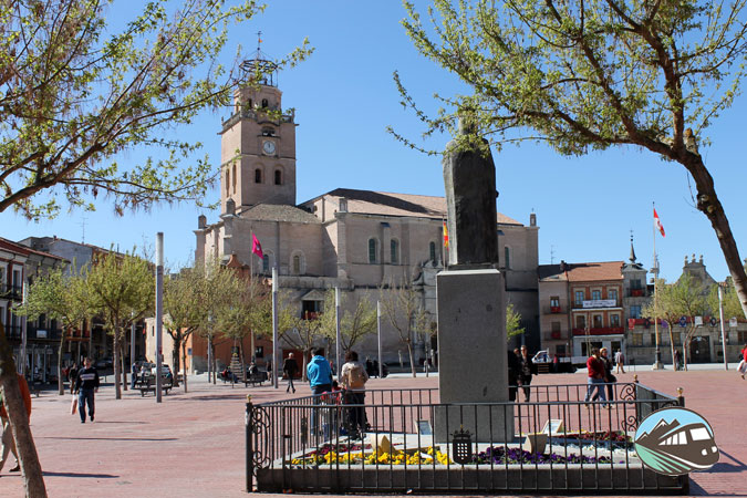 Plaza Mayor de la Hispanidad - Medina del Campo