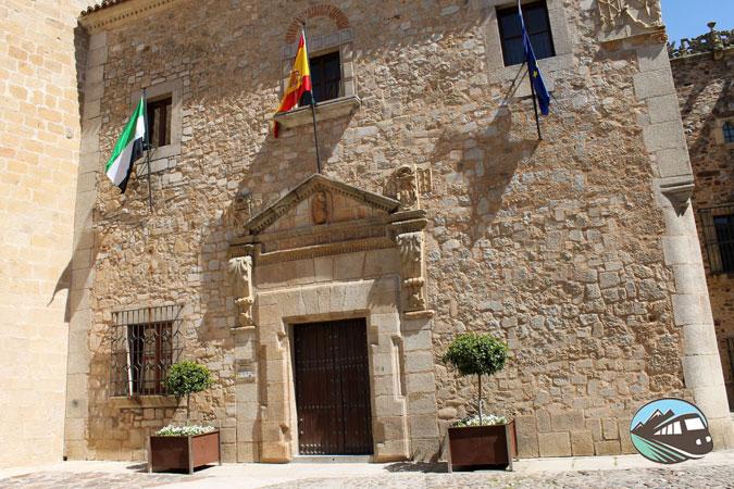 Palacio de la Diputación - Cáceres