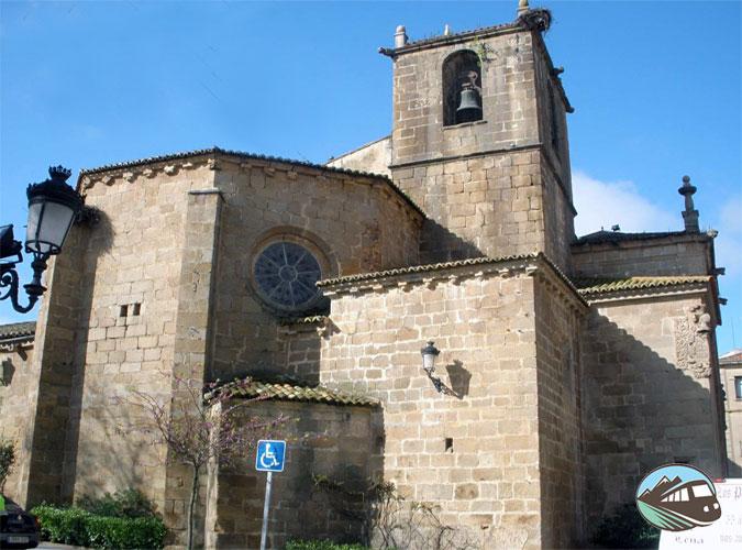 Iglesia de San Juan Bautista - Cáceres