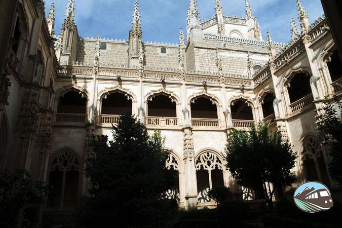 Iglesia de San Juan de los Reyes - Toledo