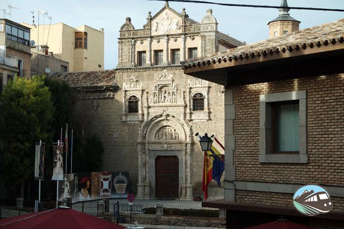 Museo de Santa Cruz – Toledo