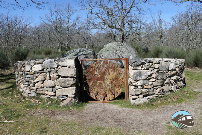 La majá - Camino-Raices