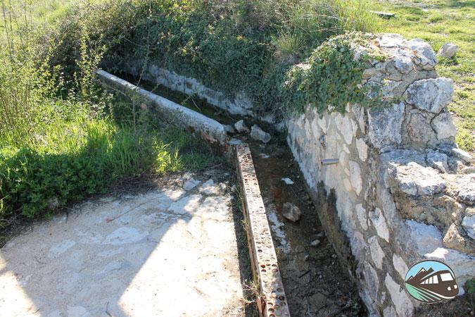 Font de L'Espinal - La Serrella