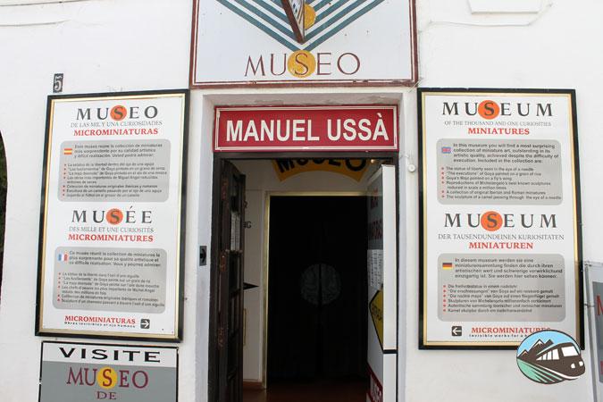 Museo de Miniaturas –  Guadalest