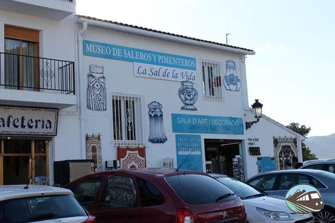 Museo Saleros y Pimientos – Guadalest