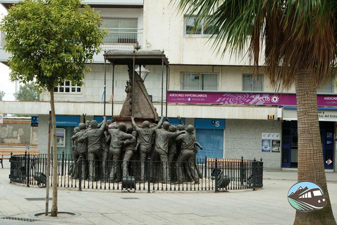 Monumento a la Virgen del Rocío – Huelva