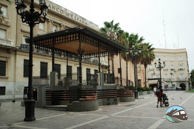 Plaza de las Monjas – Huelva