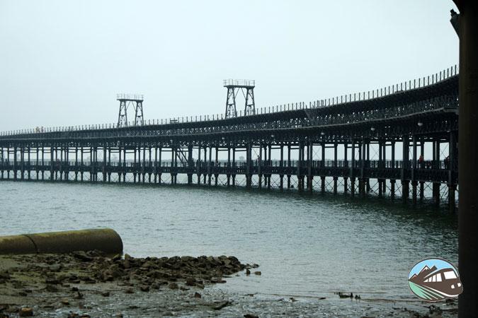 Muelle de Riotinto - Huelva