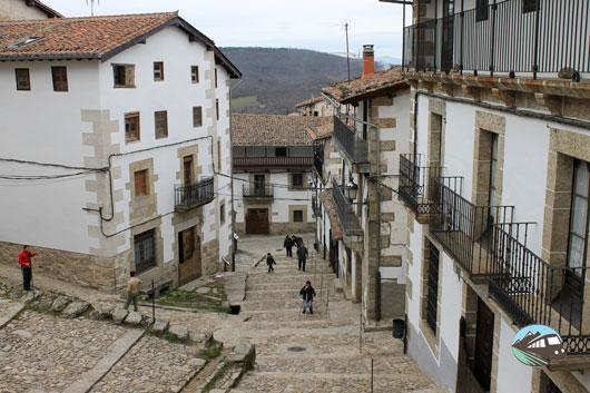 Arquitectura de Candelario