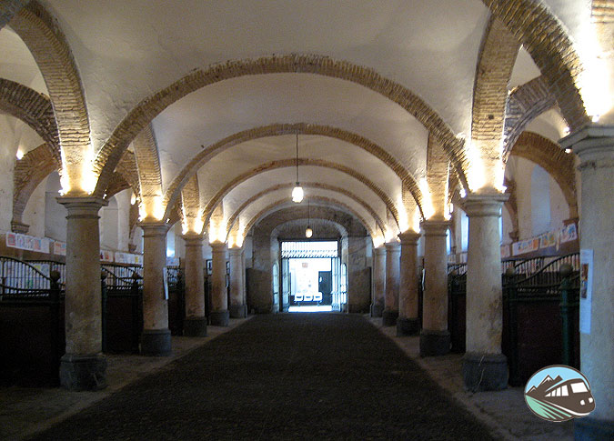 Caballerizas Reales – Córdoba