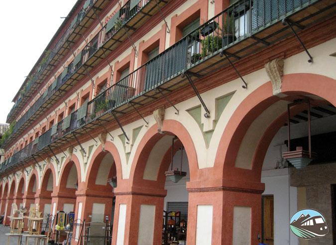 Plaza de las Correderas - Córdoba