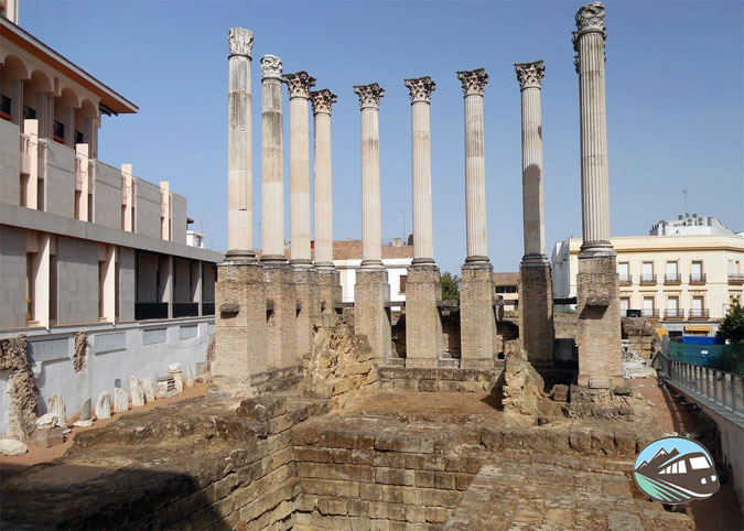 Templo Romano – Córdoba