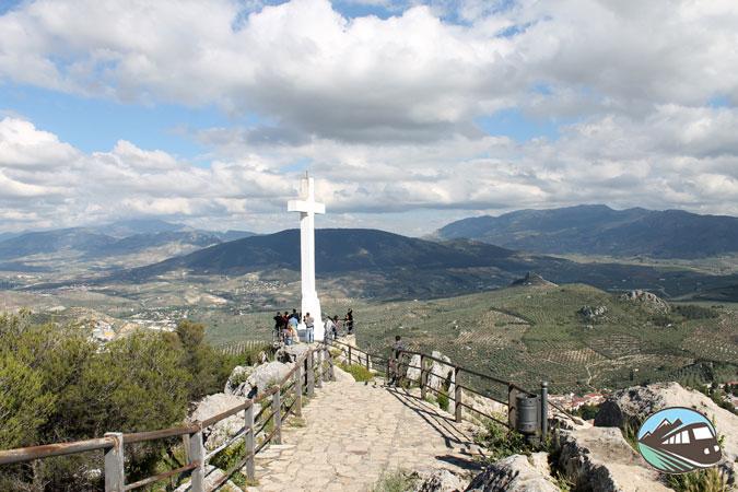 Cruz del castillo - Jaén