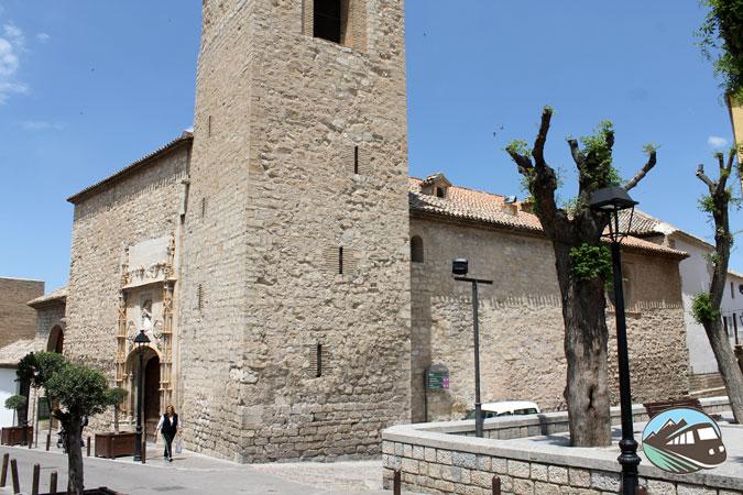 Iglesia de la Magdalena - Jaén