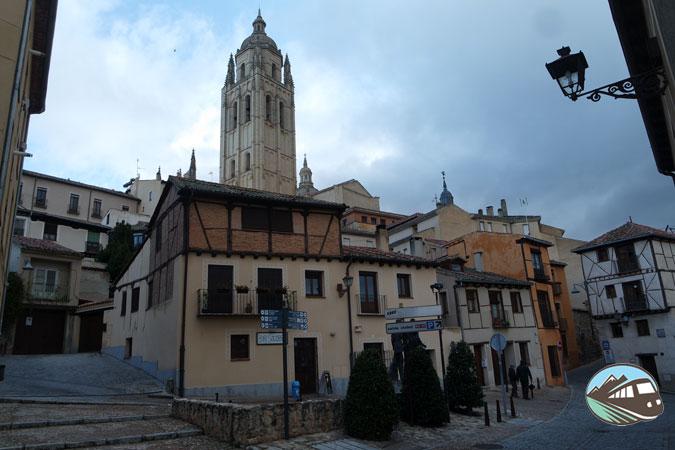 Barrio Judio - Segovia