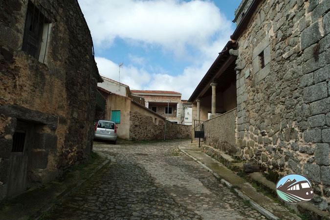 Calles de Monleón