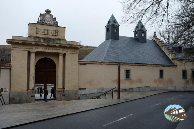 Real Casa de la Moneda – Segovia
