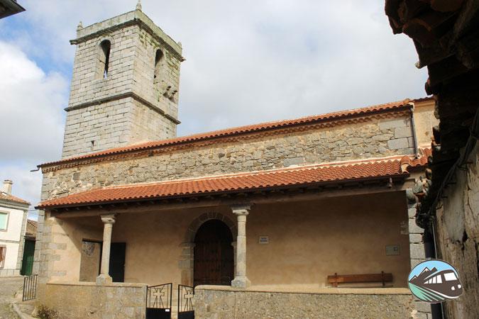 Iglesia de Monleón