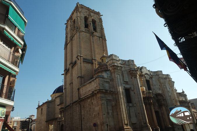 Iglesia de Santas Justa y Rufina - Orihuela