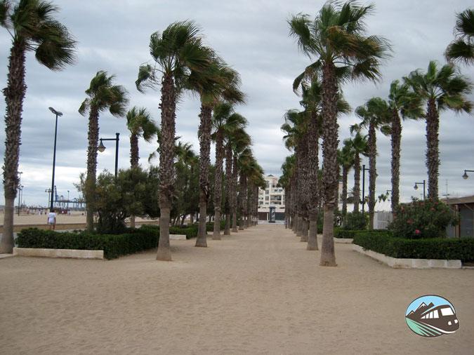 Playa de la Malvarrosa - Valencia
