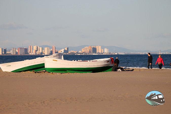 Playa de la Malvarrosa – Valencia